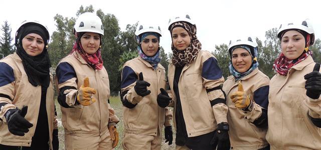 Solidarité avec les casques blancs - Association d'Aide Aux Victimes en Syrie
