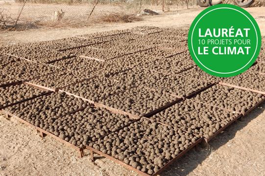 Biocombustible et foyers améliorés pour les habitants de Ndem et Touba, Sénégal - PROJETS SOLIDAIRES