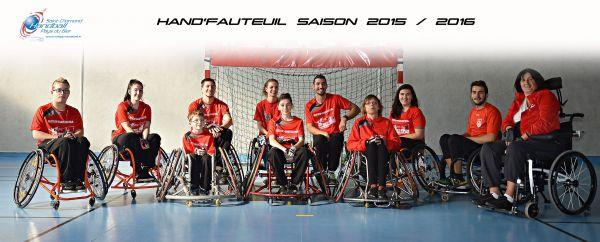 SECTION HAND FAUTEUIL - SAINT CHAMOND HANDBALL PAYS DU GIER