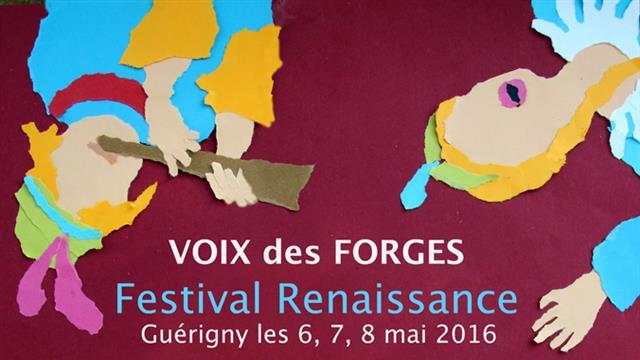 pour le festival Voix des Forges - Voix du Monde