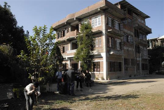 Action urgence n pal bhaktapur for Association aide construction maison