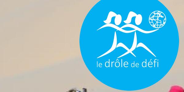 LES DROLES DE DIANES COURENT POUR L'APAESIC - Association des Parents et Amis des Enfants Soignés à l'Institut Curie
