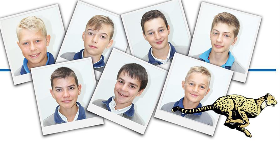Les garçons de 3ème courent pour Saint Jo! - Association Éducative des Lys