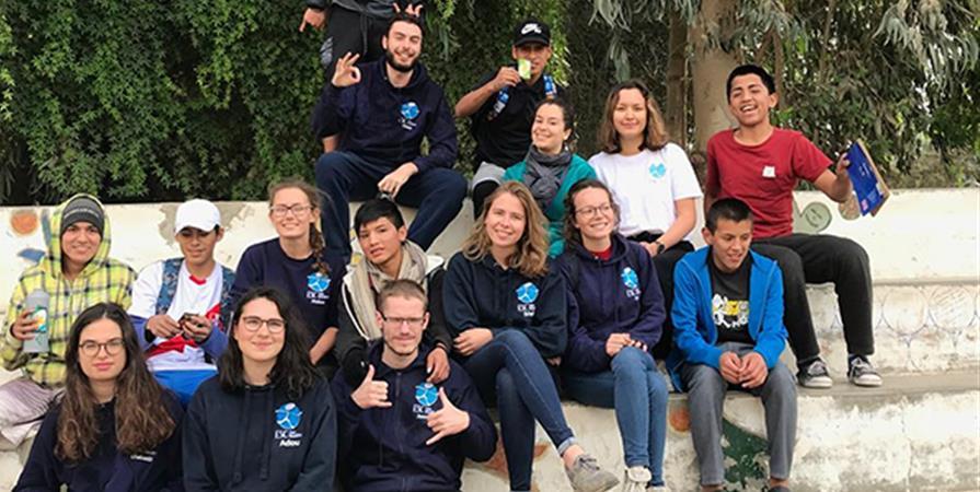 Mission Pérou - ESC Sans Frontières