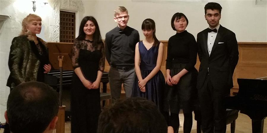Le 11éme Concours International de Piano Adilia Alieva  Annemasse – Grand Genève - Association Adilia Alieva