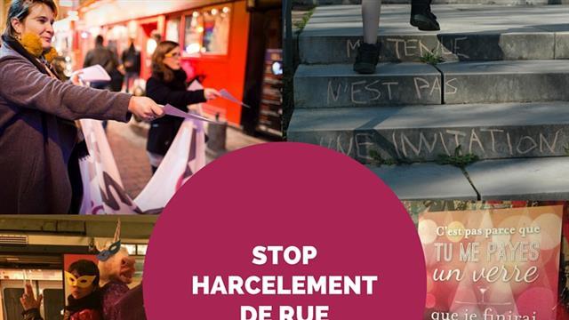 FAITES UN DON POUR NOS ACTIONS ! - Stop Harcèlement De Rue