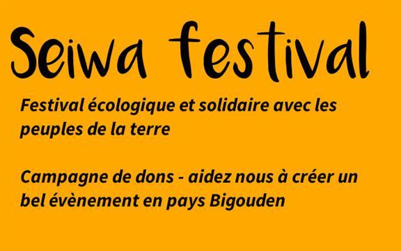Seiwa festival festival ecologique et solidaire avec les peuples de la terre - Écorces et Âmes