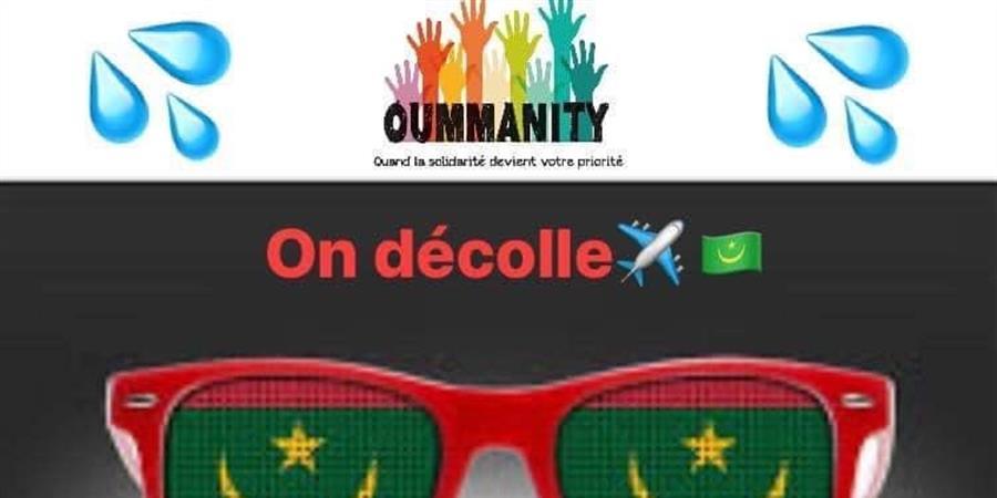 Eau pour la Mauritanie  - Oummanity