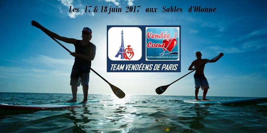 TEAM Vendéens de Paris - VENDEE COEUR