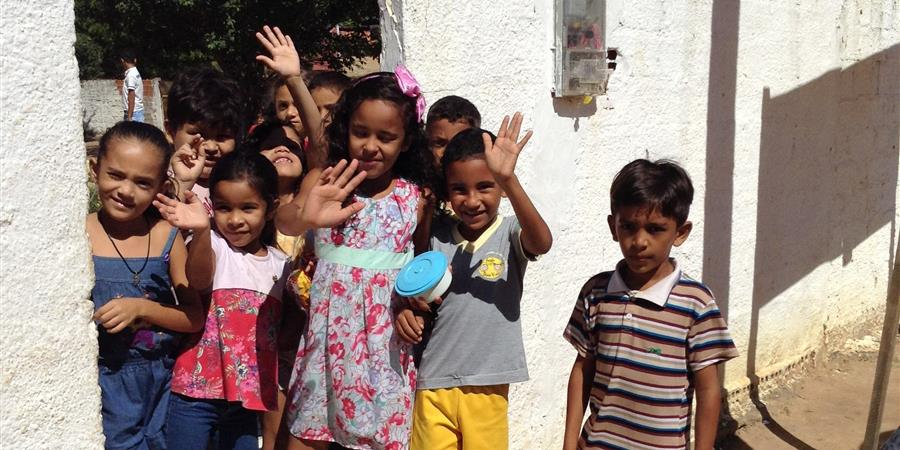 Sourire du Brésil - Projet Brésil - Savoir Oser la Solidarité