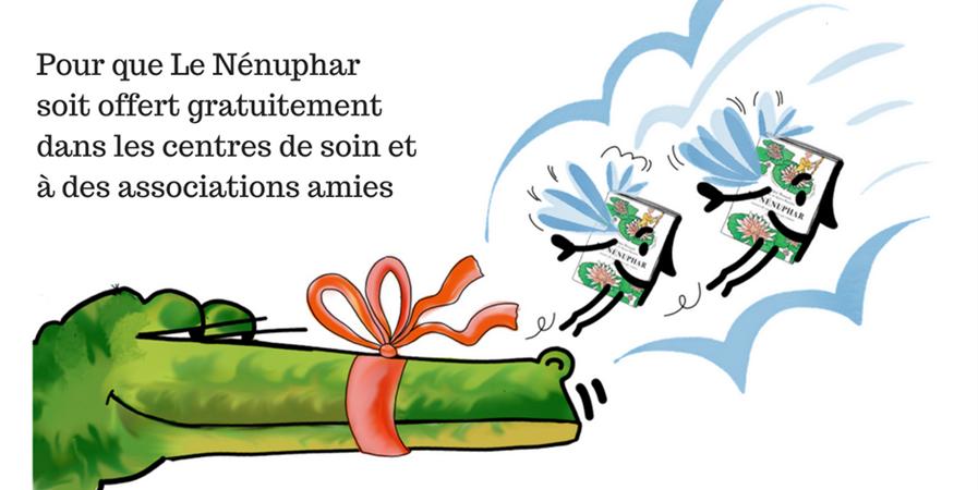 Aidons Le Nénuphar à prendre son envol !  - Les Amis du Nénuphar
