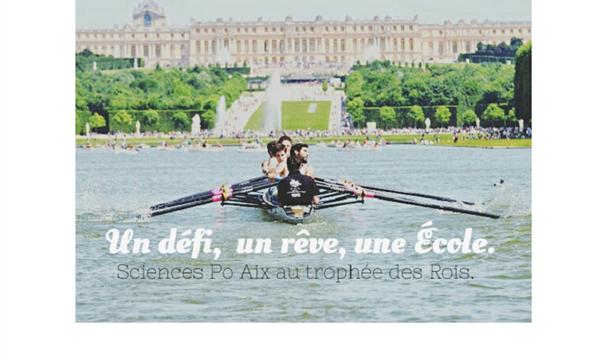 Sciences Po Aix Aviron en route pour la régate la plus prestigieuse de France ! - Sciences Po Aix Aviron