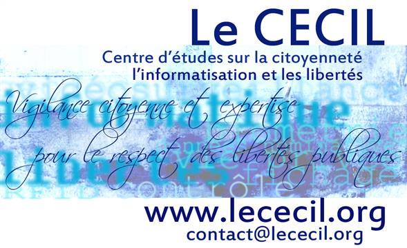 Soutenez les actions du CECIL - CECIL