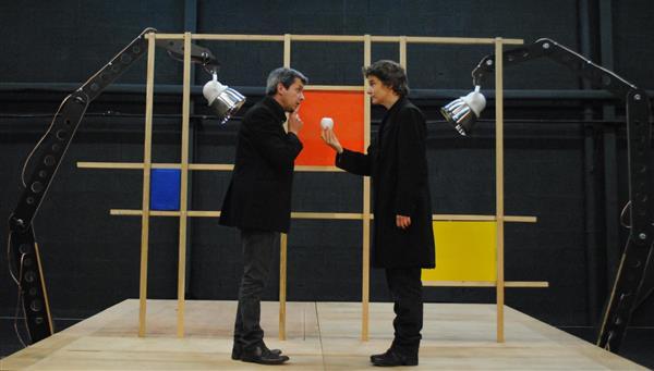 """Soutenez  """"COLOR SWING"""" spectacle de la Cie Tintam'Art Théâtre - Cie Tintam'Art Théâtre"""