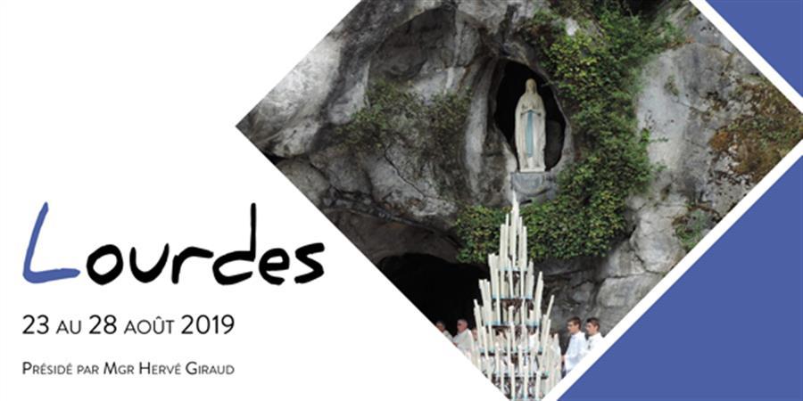 Pèlerinage Lourdes 2019 - Association diocésaine de Sens