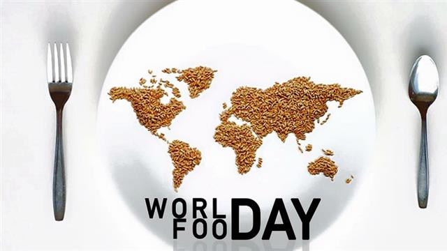 World Food Day - Esdes Project