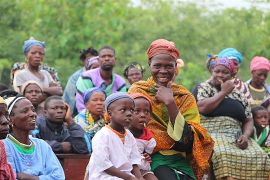 Hands up for Togo - Karavan Bordelaise