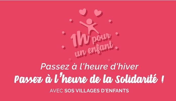 Marriott passe à l'heure de la solidarité - SOS Villages d'Enfants