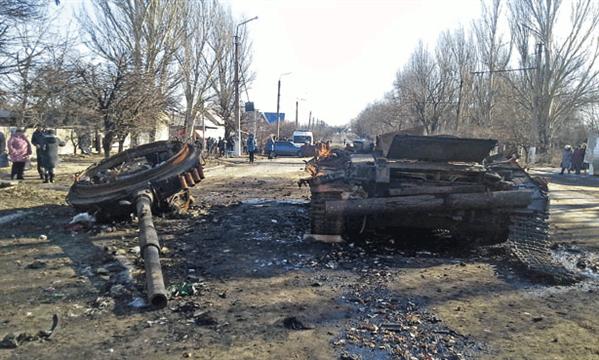 Crise Ukraine - Votre don peut faire la différence - La Gerbe