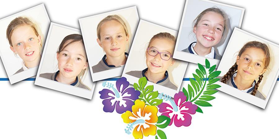 Les filles de 6ème courent pour Saint Jo! - Association Éducative des Lys