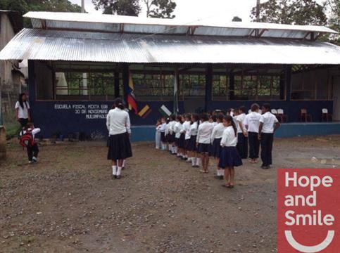 Hope and Smile : Une école pour l'équateur  - Hope and Smille