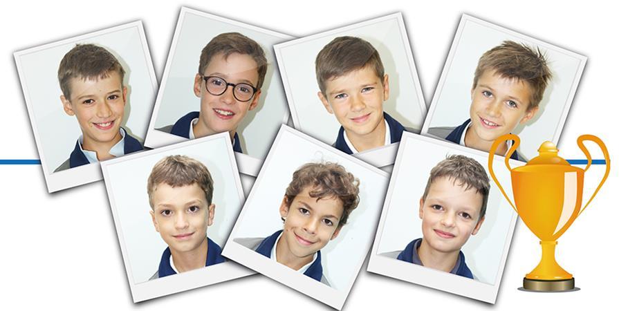Les garçons de 6ème courent pour Saint Jo! - Association Éducative des Lys