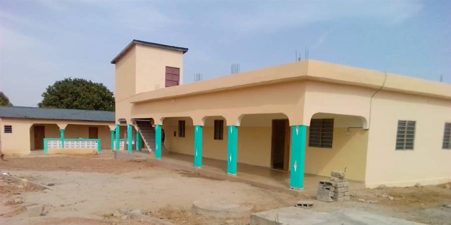 Centre de santé - Togo - MOND'ACTION