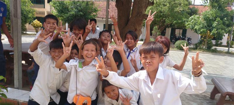 Adhésion - Les Enfants sourds du Cambodge