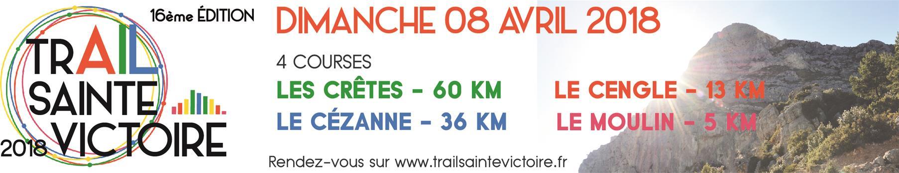 Trail Sainte Victoire - A Chacun Son Everest