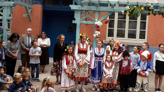Apprendre sa langue maternelle - Association Langue bulgare, langue d'Europe