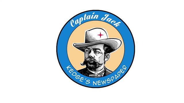 Lancement du journal Captain Jack Bordeaux - Captain Jack