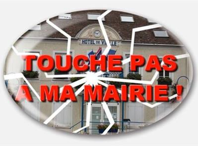 Sauvons notre Mairie -