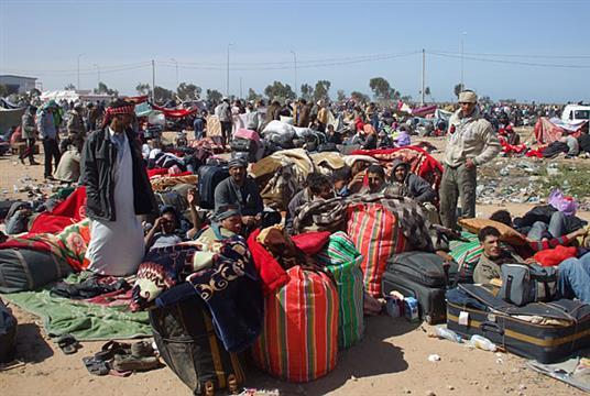 Aide au réfugié irakien - NETWORK SABIL