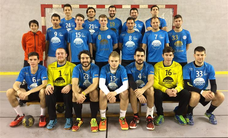 1/4 DE FINALE ET 1/2 FINALE DE LA COUPE DE FRANCE DE HANDBALL - ATHLETIC CLUB CIOTADEN HANDBALL