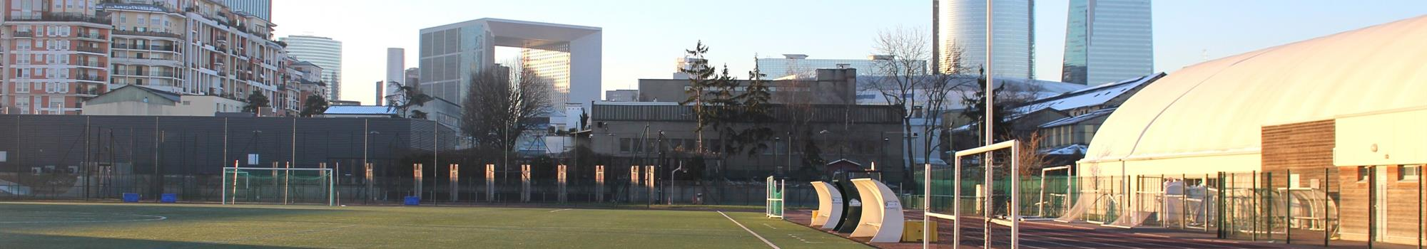 Association Football de la Garenne-Colombes, Florian, responsable U9 - LISA FOREVER