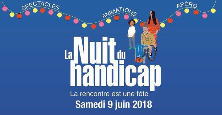 LA NUIT DU HANDICAP PARIS - LA NUIT DU HANDICAP