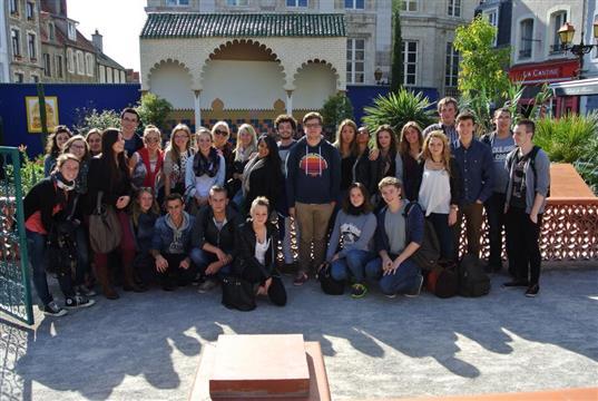 30 étudiants en COM au coeur D'Auschwitz-Birkenau - CTOUTCOM