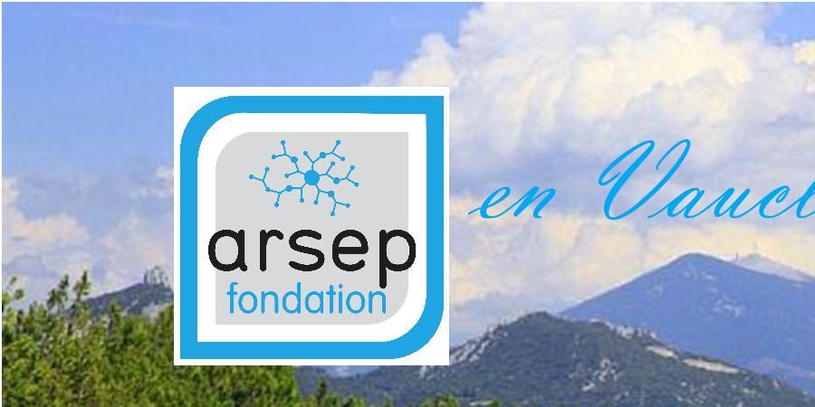 Collecte en faveur de la Fondation ARSEP  - Fondation ARSEP