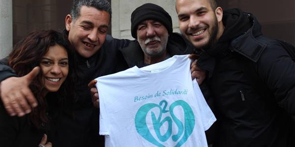 UN MOIS POUR FINANCER UN AN DE MARAUDES ! - B2S Besoin de Solidarité