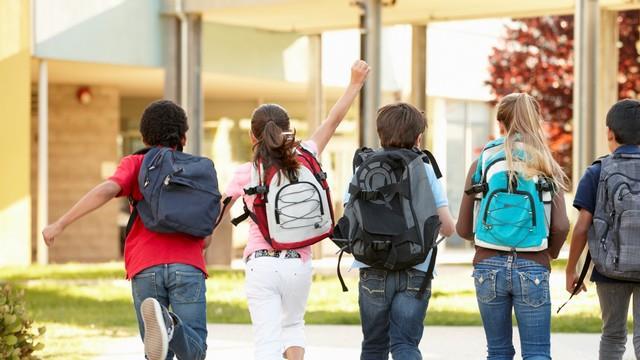 Sac à dos renforcés pour écoliers israéliens - Haverim