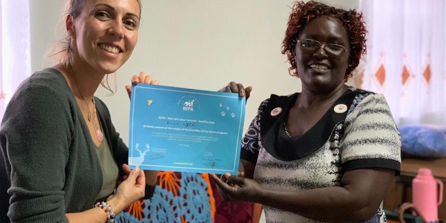Projet de développement du programme dans l'école Loremeta au Kenya .  - Association BEPA