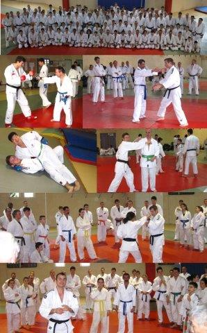 JUDO SOLIDAIRE  - Judo Club Gangeois Kaly