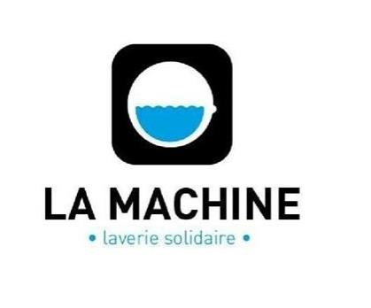 La Machine, laverie solidaire - La Machine,laverie solidaire