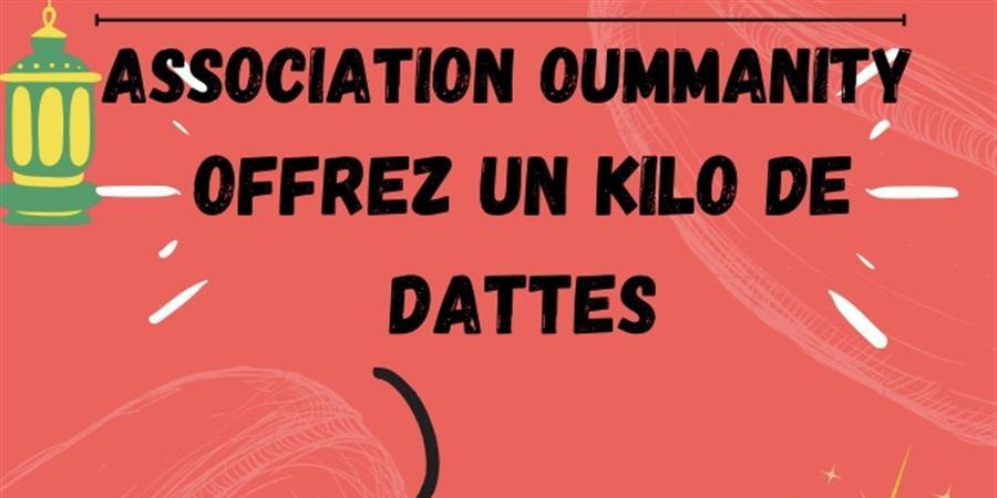 1e pour des dattes - Oummanity