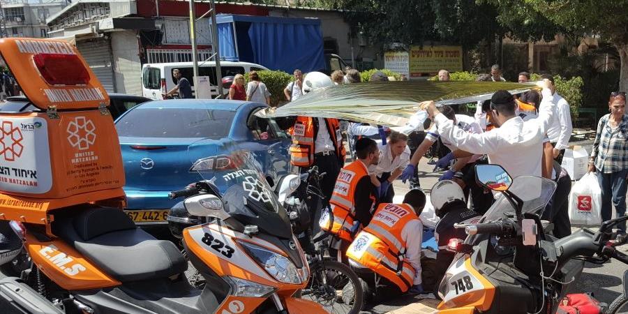 Une Moto pour la Vie - Hatzala