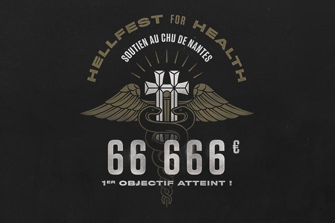 Hellfest For Health - Soutien au CHU de Nantes - Hellfest Productions