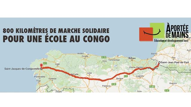 En route pour la scolarisation au Congo ! - A portée de mains