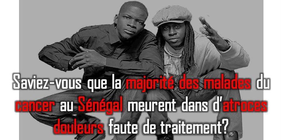 Epsylon Contre Le Cancer Au Sénégal  - Association Epsylon