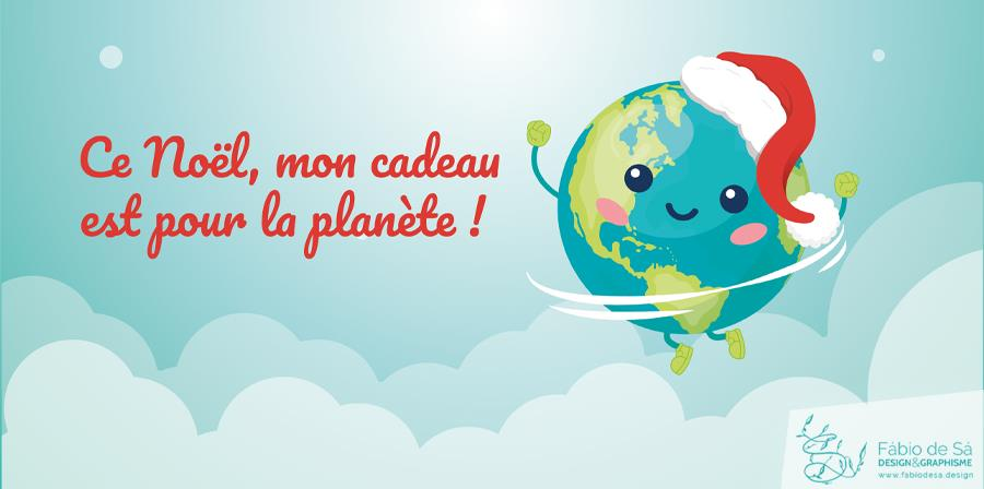 Ce Noël mon cadeau est pour la planète ! - WWF France