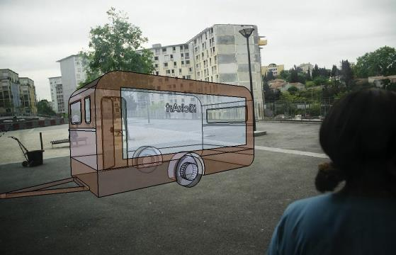 KickArt - L'art en mobilité - Association TRAMAR